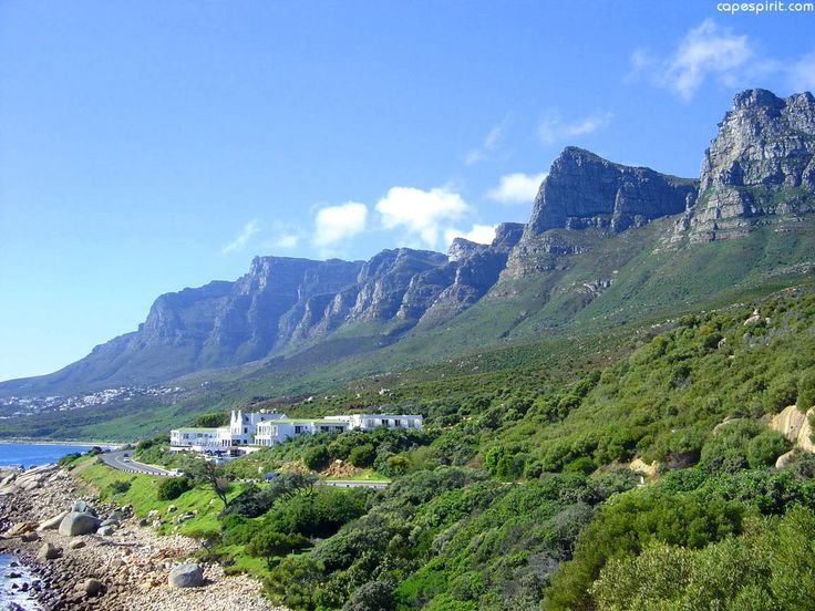 The Twelve Apostles, Cape Town - South Africa