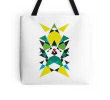 Geometric Dark Landscape 7 Tote Bag