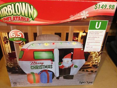 61 best rv christmas images on pinterest christmas decor for Motor for inflatable decoration