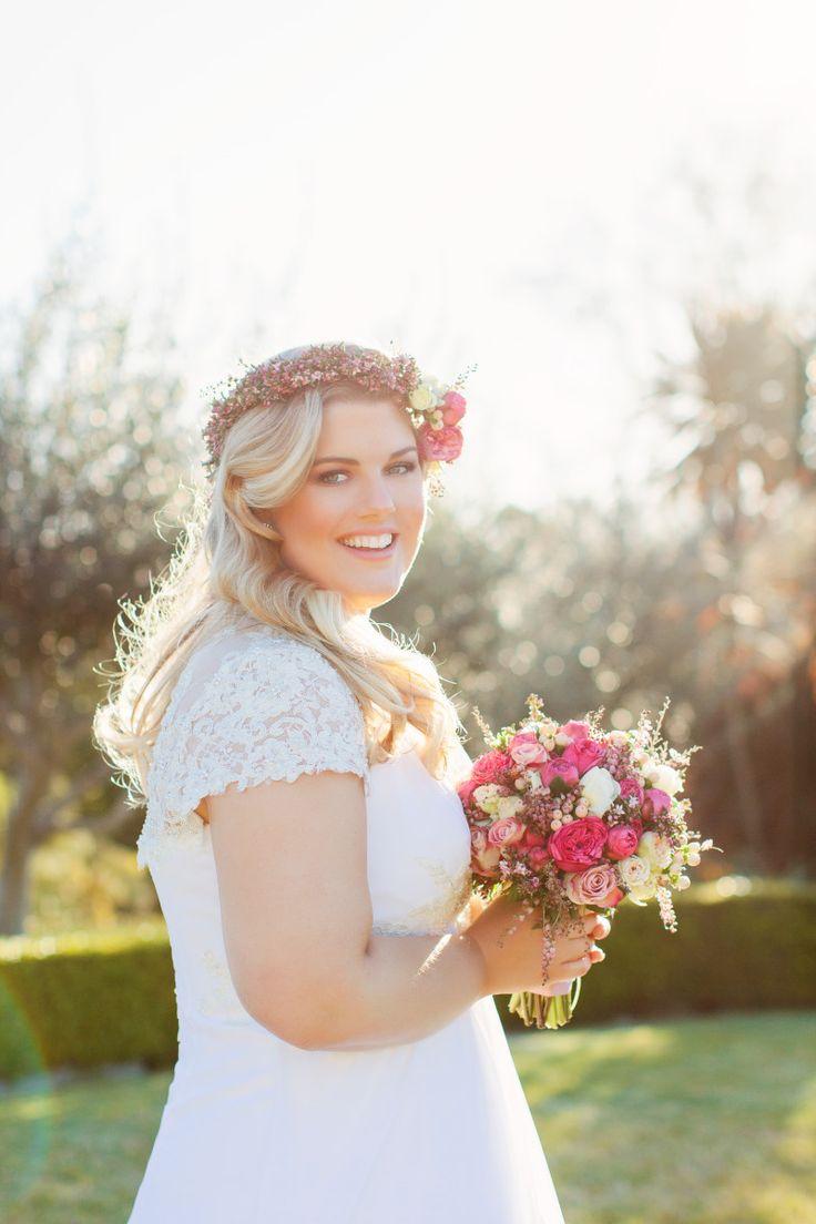 Brautkleider für große Größen - Brautkleid von Roz la Kelin