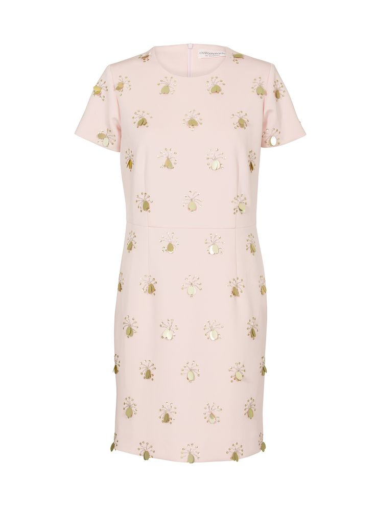 Jordana Hand-Embellished Dress