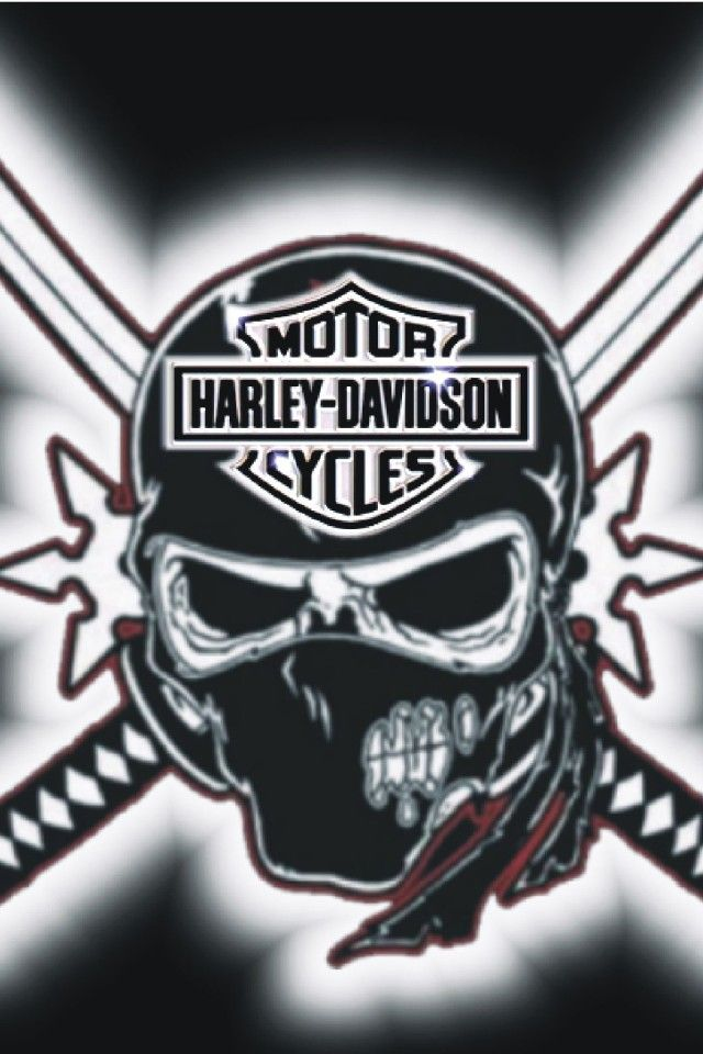 harley skull wallpaper - photo #16