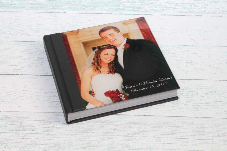 custom designed silk wedding album in san diego