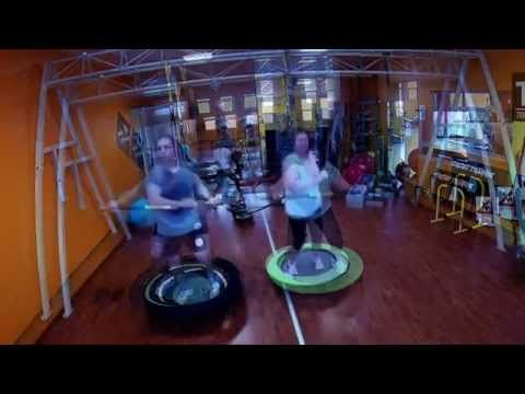 GOPRO RIP TRAINER EXERCISES WITH STEP REBOUND