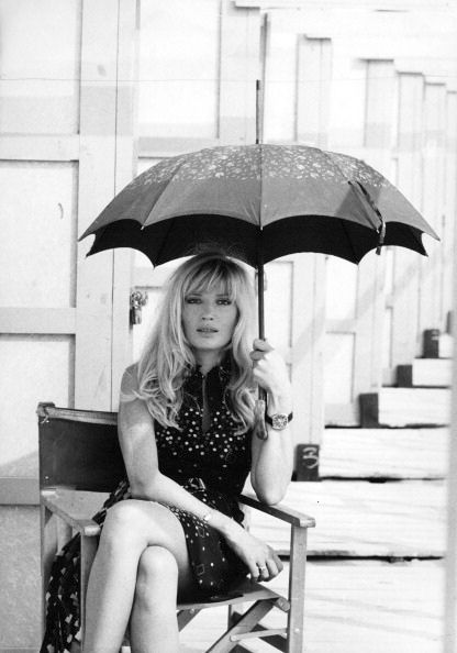 Monica Vitti, photo by Marisa Rastellini, 1971