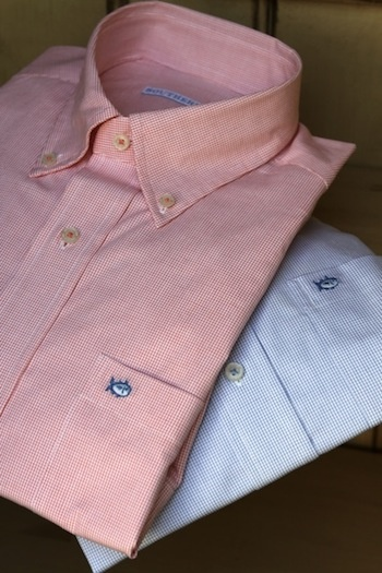 I would also wear southern tide