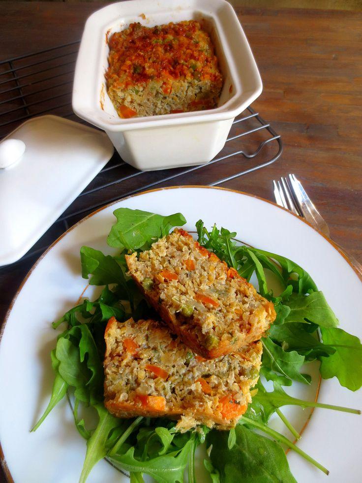 Loaf (pain) de Lentilles Corailau Quinoa