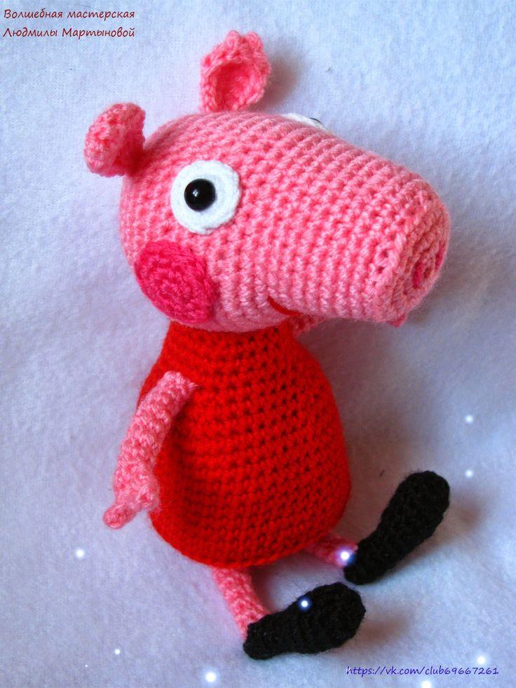 Волшебная мастерская: Свинка Пеппа ОПИСАНИЕ