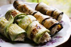Рецепты приготовления баклажанов. Блюда из баклажанов: рулетики с сыром, баклажаны в духовке