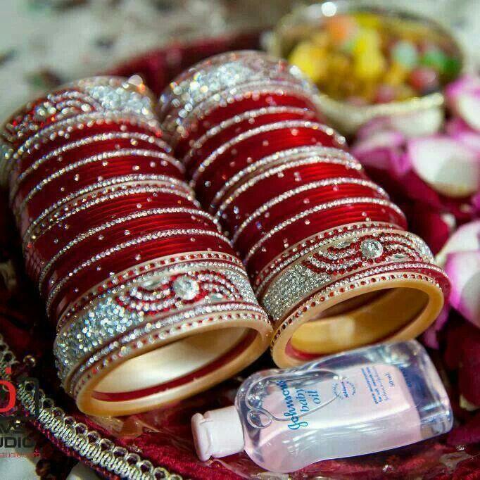Beautiful wedding Chooriyan