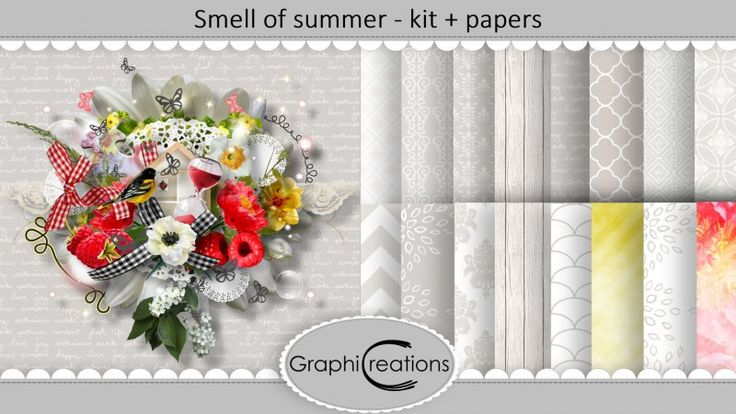 Smell of summer by Graphic Creations