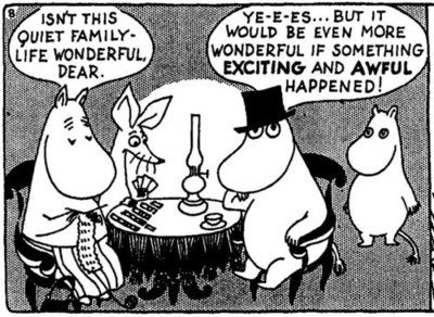 moomin philosophy