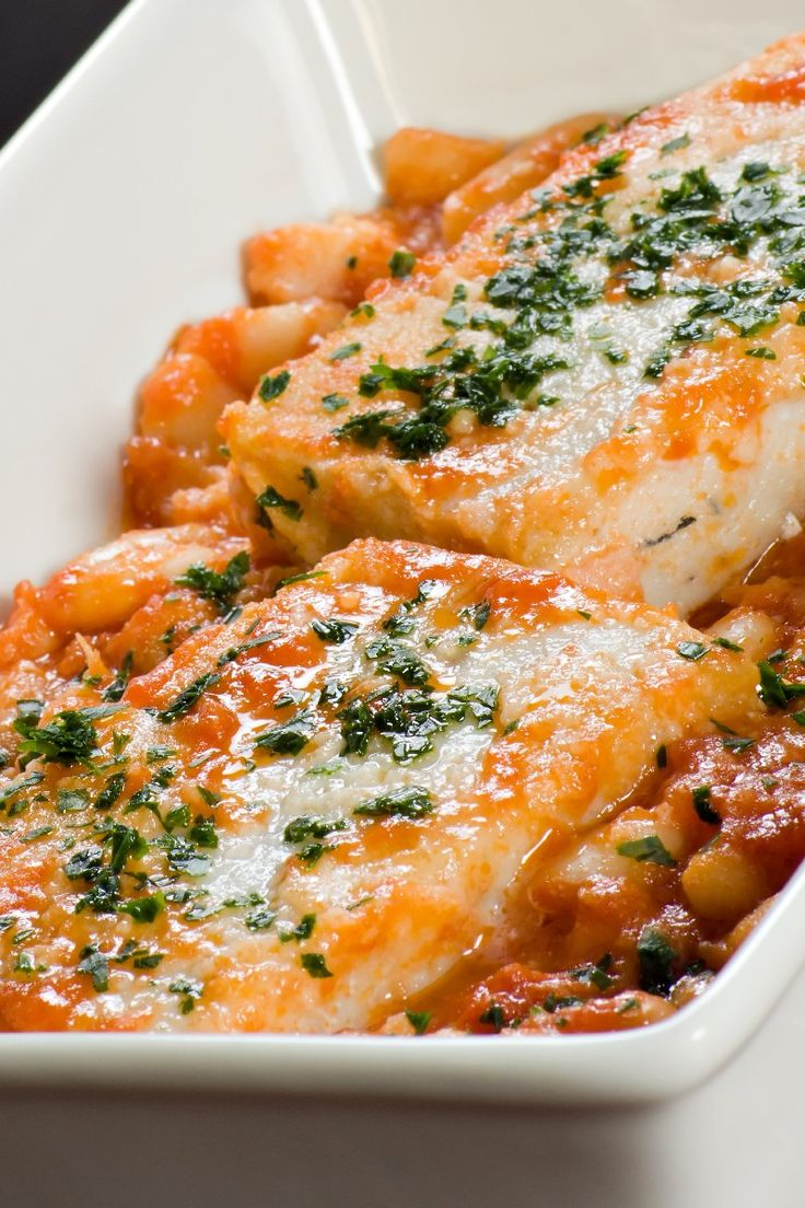 Mexican Baked Fish #Recipe with Salsa, Cheese & Corn Chips