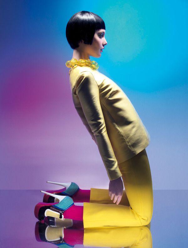 Fashion & Glam Photography - Colorful