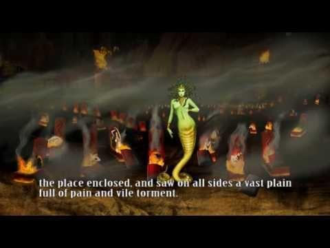 Dante's Inferno Animated (L'Inferno di Dante Animato) - Italian Trailer - YouTube
