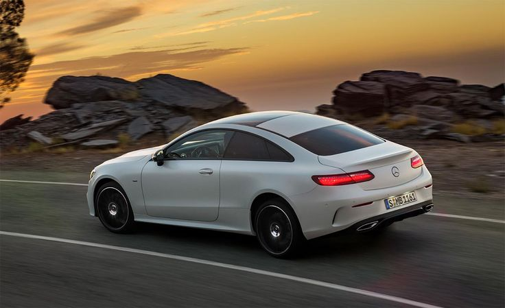 2018 Mercedes-Benz E-Class Coupe is roomier, offers more tech features