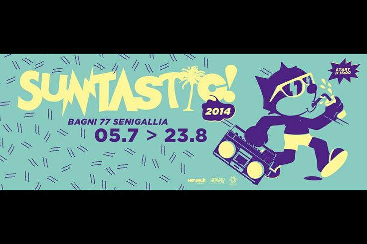 Suntastic - The most important BeachParty in Marche!