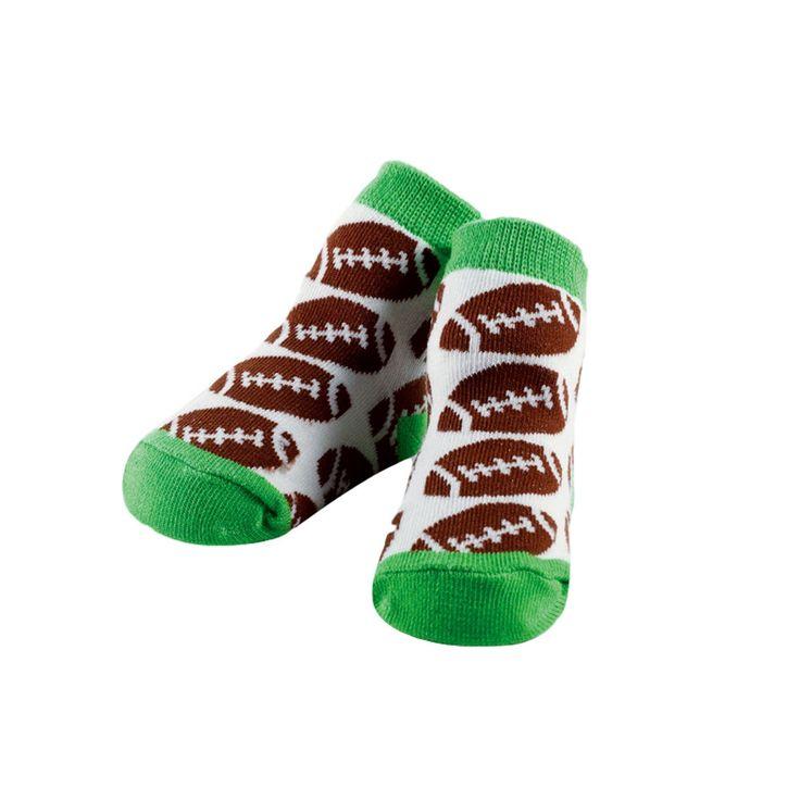 Mud Pie-Football Sock