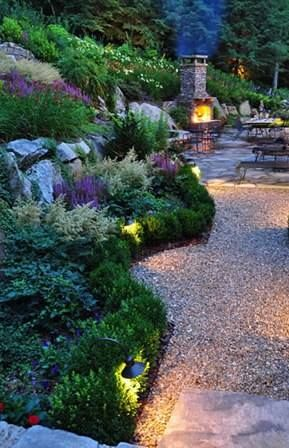 LED Path Lighting | Outdoor Path Lights | Yard Outlet