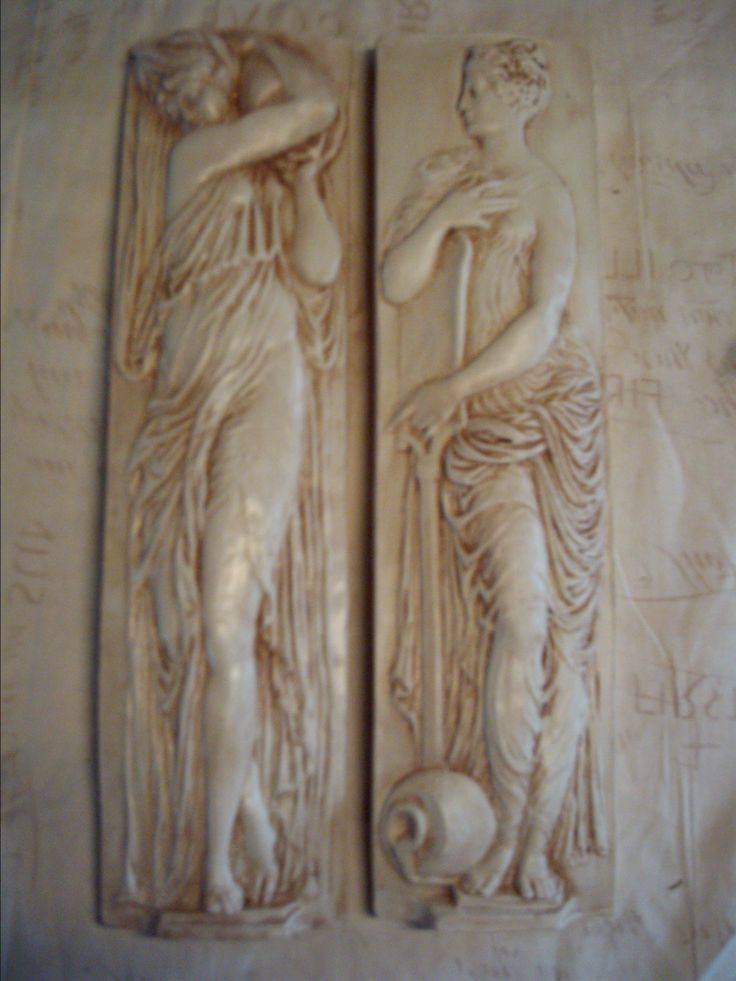 7 Best Images About Plaster Wall Plaques On Pinterest