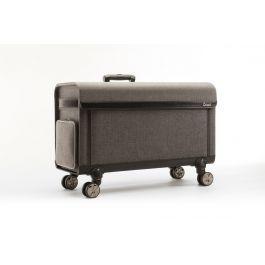 Rolling Craft Tote Tweed Cricut Cricut Storage Craft Bags
