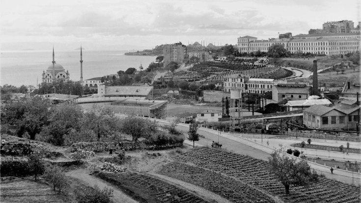 1940'lı yıllar #Besiktas #istanbul