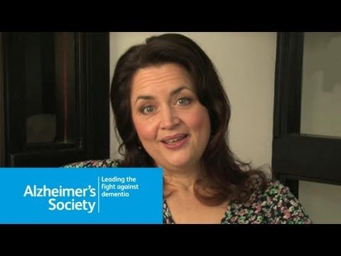 """""""Worrying changes nothing. Talking changes everything. Ruth Jones tells us why she thinks it's important to talk about dementia this Dementia Awareness Week."""""""