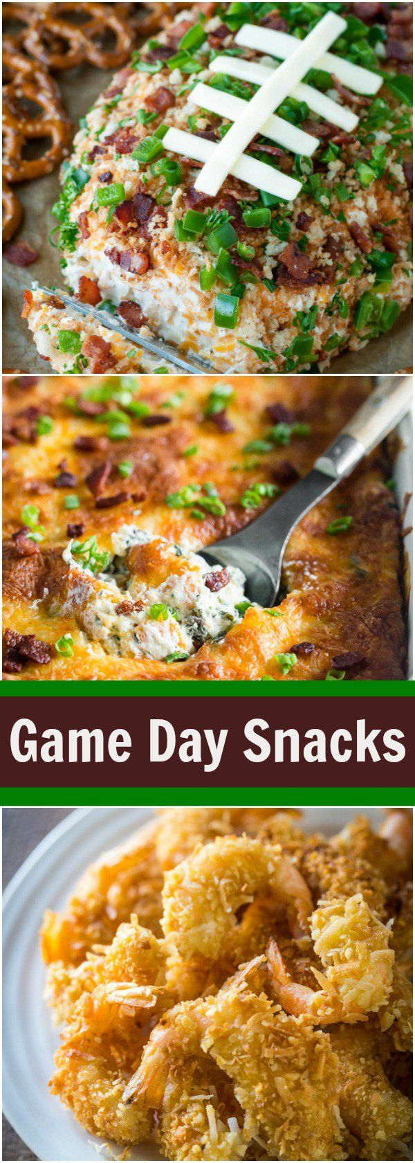 18 Winning Game Day Snacks