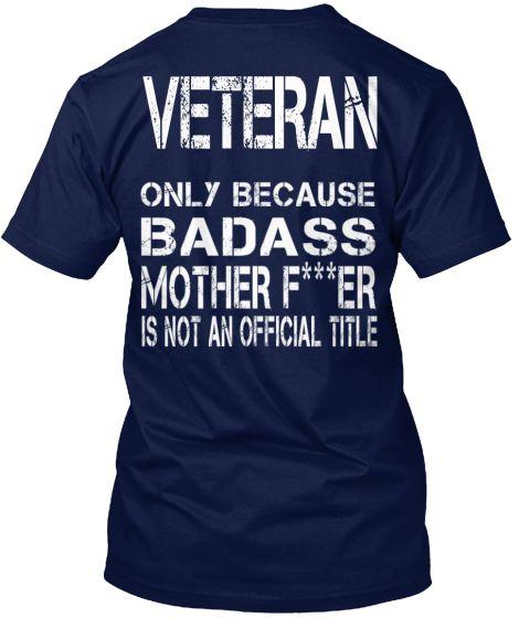 Veteran | Teespring