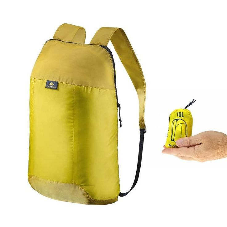 Túrázás - Quechua Túrázás - Kompakt hátizsák, 10 l QUECHUA - Túrafelszerelés