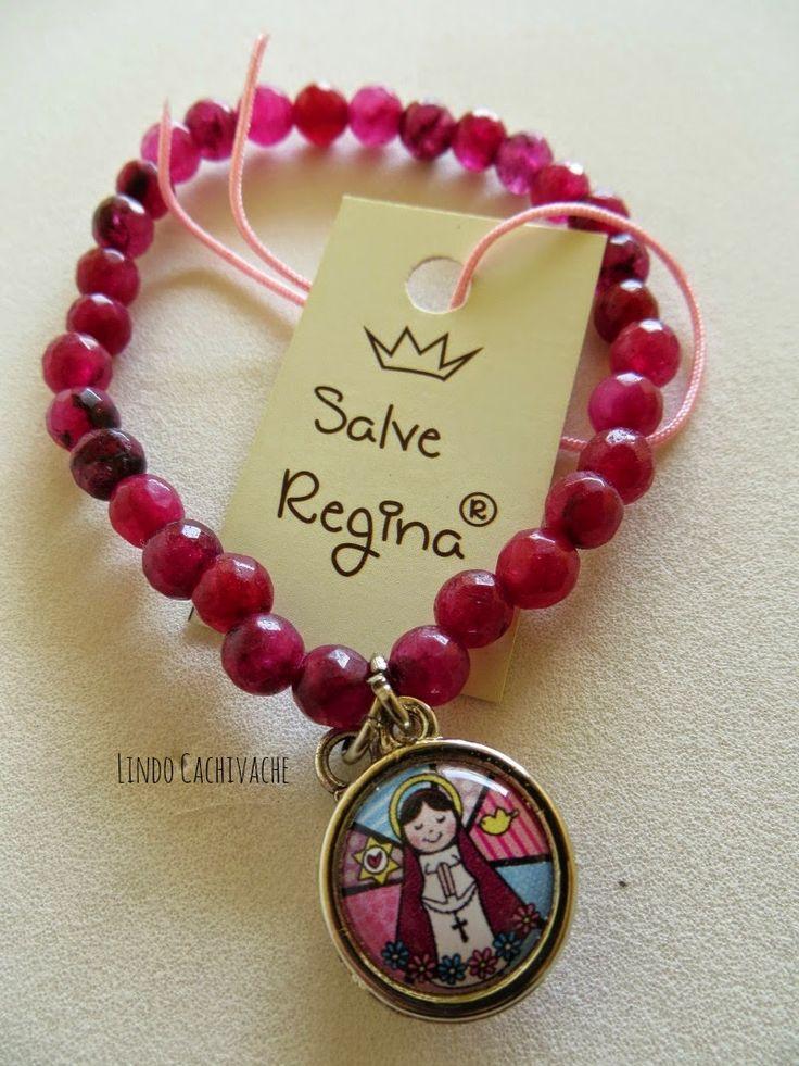 Salve Regina Bijou - Pulsera Santa Jacinta