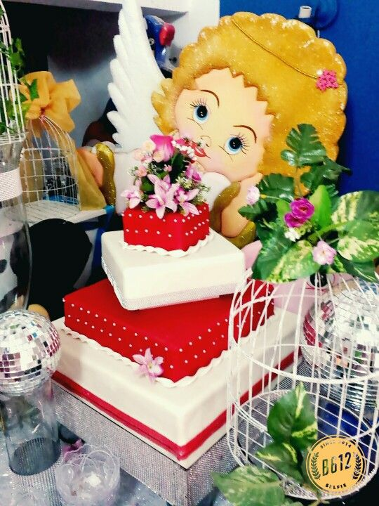 Torta matrimonio flores