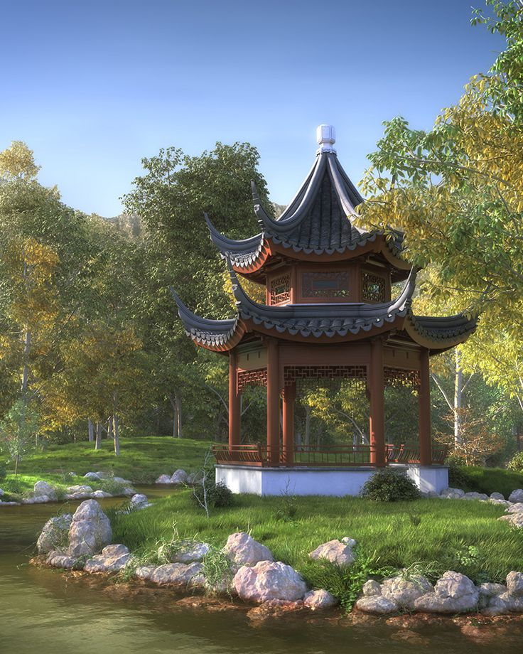 Japanese Garden: Best 25+ Chinese Garden Ideas On Pinterest