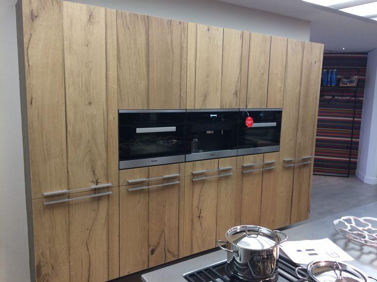 Type hout voor onze hoge keukenkasten voor onze Verkade Keuken