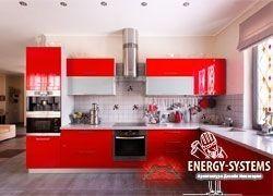 Красный интерьер кухни. КРАСНЫЙ ЦВЕТ В ИНТЕРЬЕРЕ СОВРЕМЕННОЙ КУХНИ  КРАСНЫЙ ИНТЕРЬЕР КУХНИ — выбор смелых собственников, которые не боятся экспериментировать, желают оформить свой дом красиво, оригинально и эффективно. Яркая отделка отличается высокой сложностью, нанятым для проектирования специалистам придется детально продумать оформление комнаты, подобрать... http://energy-systems.ru/main-articles/architektura-i-dizain/7691-krasnyy-interer-kuhni  #Архитектура_и_дизайн…