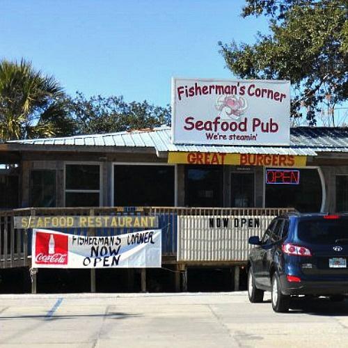 Perdido Key Restaurants: Fisherman's Corner In Perdido Key, FL, Is, If Only One