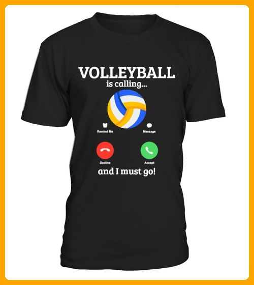 Volleyball Is Calling - Volleyball shirts (*Partner-Link)