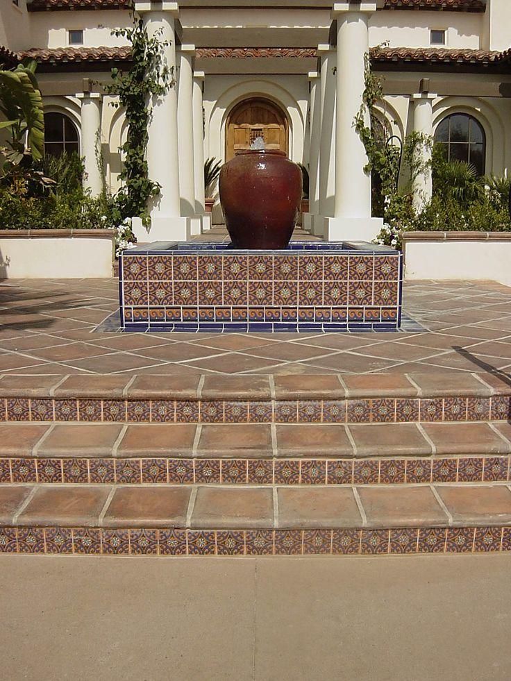 San Diego East Lake 047.jpg | Arto Brick - Southern California Style | Pinterest | Tiles, Rustic and Outdoor