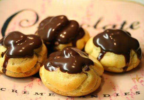 In cucina con Mary Sol: Bignole al cioccolato