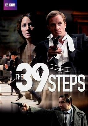 "PBS Masterpiece Classic ""The 39 Steps"""