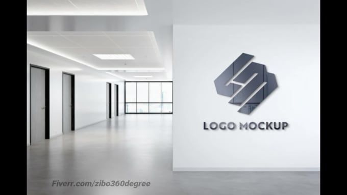 Download Zibo360degree I Will Create Corporate Zoom Virtual Background In 1 Hour For 10 On Fiverr Com In 2020 Real Estate Logo Design Logo Mockup Wall Logo