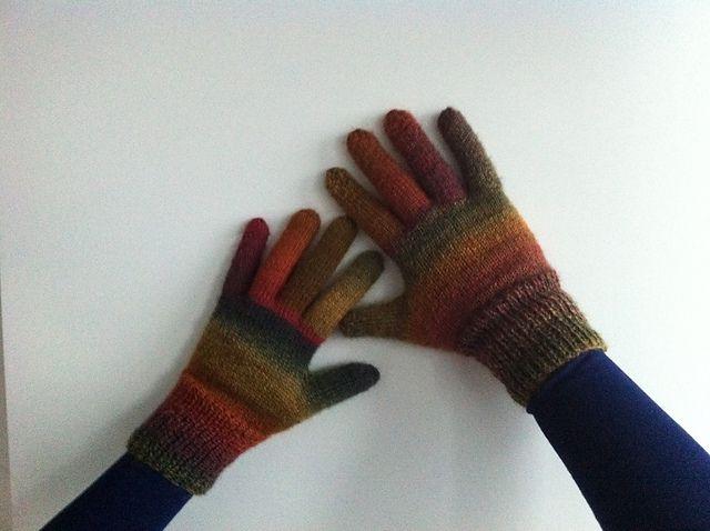 Basic Gloves Knitting Pattern : Ann Budd basic glove pattern Knitting Pinterest