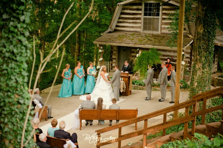 Rustic Wedding Venue Tanglewood House Clarksville TN