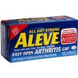 Wow, I would love a  ALEVE ARTHRITIS CAP 100CP BAYER CORPORATION / http://www.dancamacho.com/aleve-arthritis-cap-100cp-bayer-corporation/