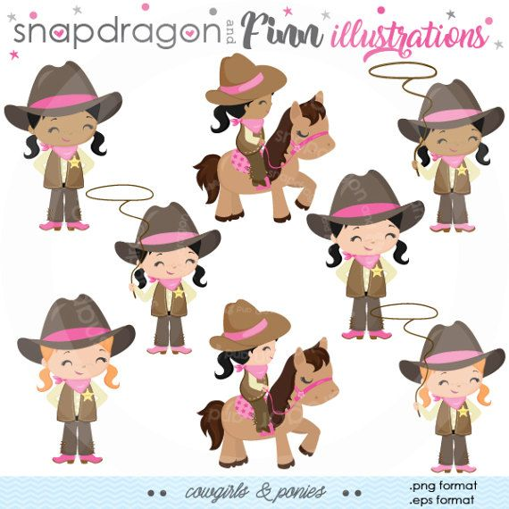 Buy5get5 Pink Cowgirl Clipart Pink Western Clipart Western Etsy In 2021 Clip Art Pink Cowgirl Cowgirl
