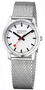 Mondaine A672.30351.16sbm Simply Elegant Ladies Watch   watches.reviewatoz.com