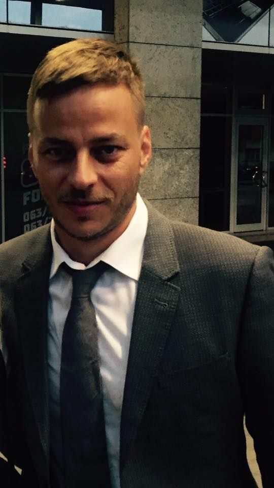Tom Wlaschiha at the ISWA's World Congress in Serbia 2016