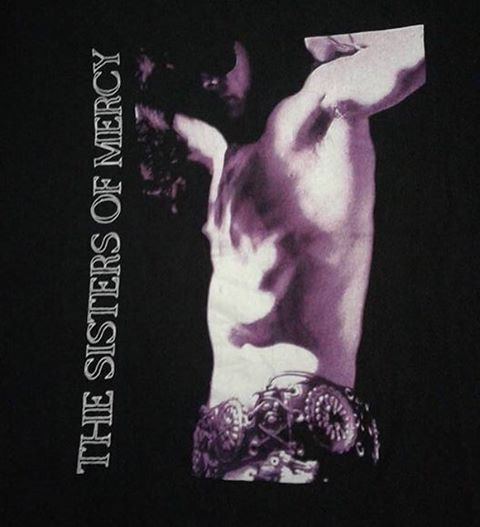 """""""The Sisters of Mercy North America Tour 1991 #คนขายหาง"""""""