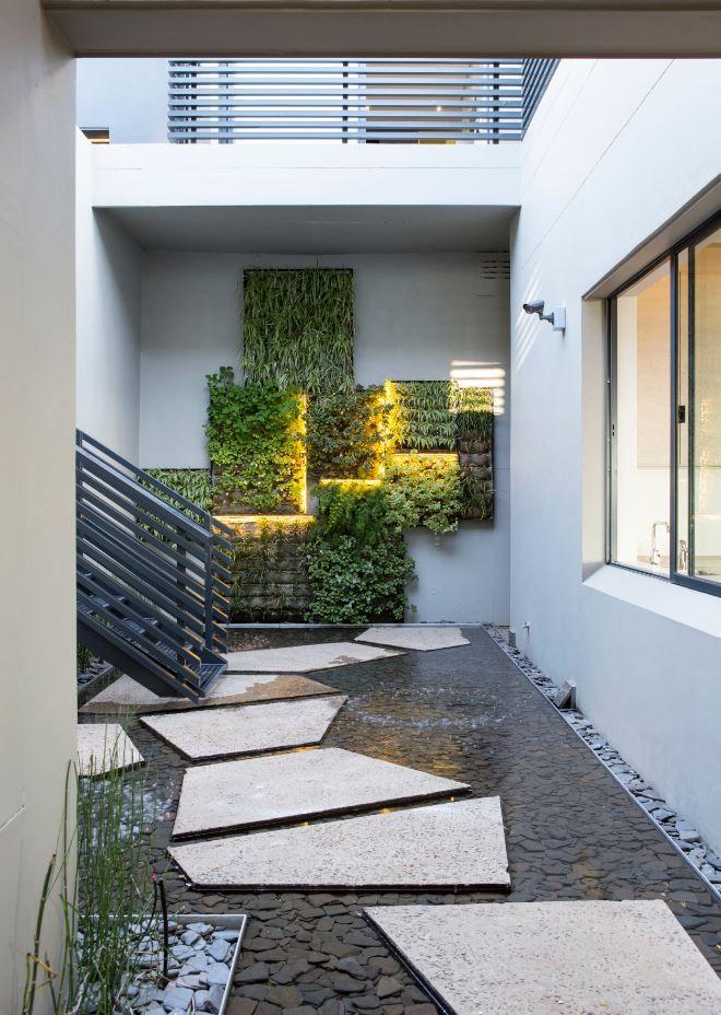 Concrete House | Atriums | Nico van der Meulen Architects | M Square Lifestyle Design | #Contemporary #Atrium #Spring #Architecture #Outside