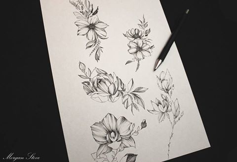 Tattoo presso la @Mocri Skin Studio Art by Morgan Steve
